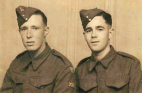 Soldiers from 7th (Light Infantry) Bn, c.1944