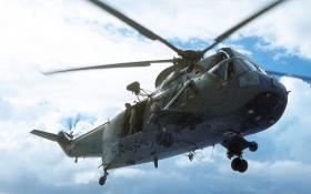 The mighty Sea King