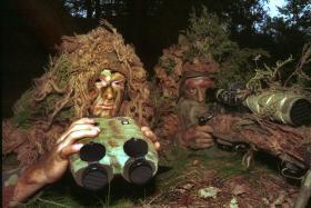 Members of 2 PARA Sniper Platoon, undated.