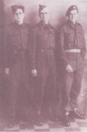 Group portrait of the Tyler Family, January1943