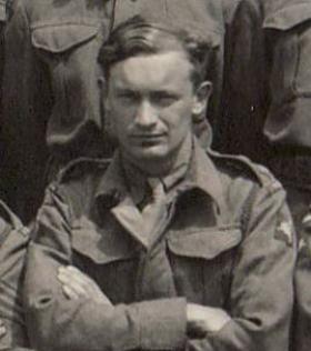 Tony Hibbert in 1941