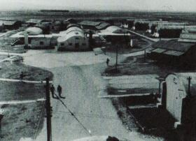 A 6 Airborne Division Camp in Palestine,1947