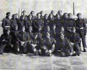 7 Platoon, A Company, 6th Para Bn, Greece 1944.