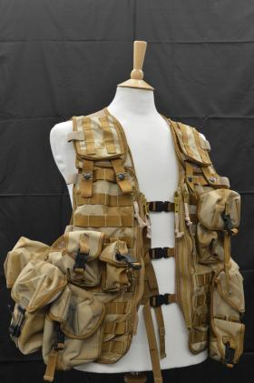 Vest Tactical 2007 from the Airborne Assault Museum Collection, Duxford.