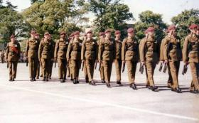 Airborne Forces Day, Aldershot, c1987.