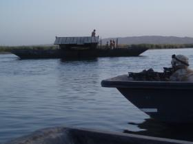 Air Portable Ferry Bridge, Sangin, 2006