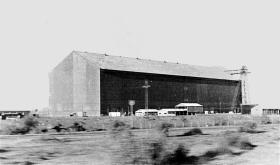 The Airship Hangar at Malir