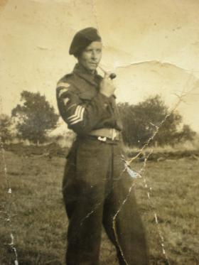 Sgt Allan Reading MM