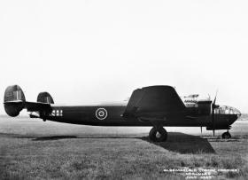 An Albemarle GT Mark IIA 1943