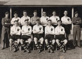 The Aldershot District 2nd XI League Challenge Cup, 1950-1.