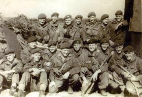 Anti-Tank Platoon, Support Company, 3 PARA, 1955.