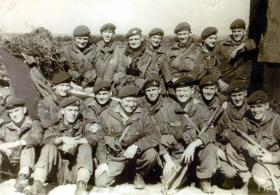 Anti Tank Platoon, 3rd Para Bn 1955.