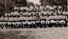 Anti Tank Platoon 4th Battalion Parachute Regiment July 1944