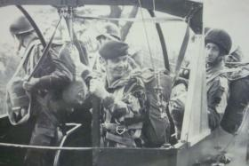 Sgt Dave Murphy on AJPI Duties Queens Ave Aldershot 1976