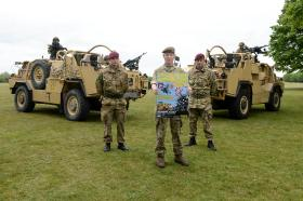 Free Army show in Colchester, May 2017.