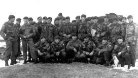 216 (Parachute) Squadron, Royal Signals, Ardmore, March 1970.