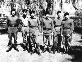 Special Reconnaissance Squadron Selection Course 5 c1964