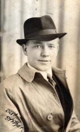 Arthur Handley, date unknown.