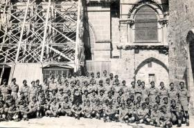 B Company, 9th Para Btn, date unknown.