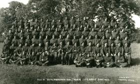 B Coy, 10th Para Bn, June 1944.