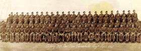 B Company The 3rd Battalion The Parachute Regiment September 1945.