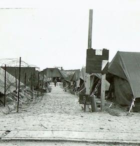 B Coy HQ, 3 PARA, Cyprus 1956