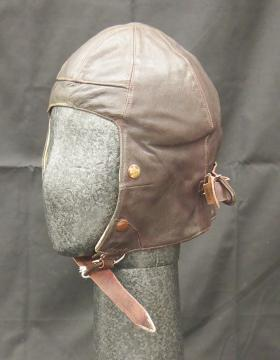 RAF B Type Helmet from the Airborne Assault Museum Collection, Duxford.