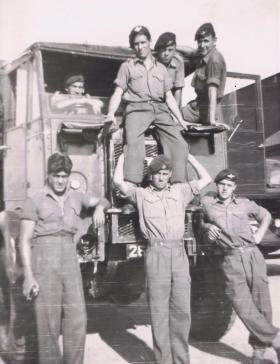 Balloon Training Unit, 1950s