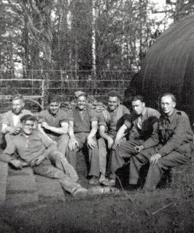 Bulford, 22 June 1942.