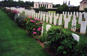 CWGC Bayeux War Cemetery