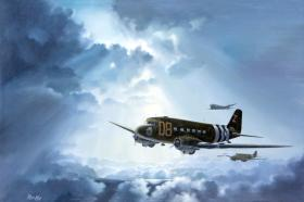 Dakotas - Destination Normandy by Roger King