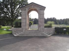 Images of Becklingen War Cemetery, Germany, 2011