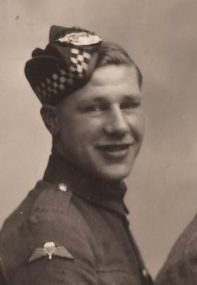 Pte William Varney c1942.