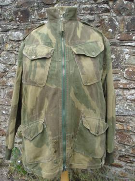 Denison Smock, 1959 pattern, dated 1966 (Manufactured by BMC)
