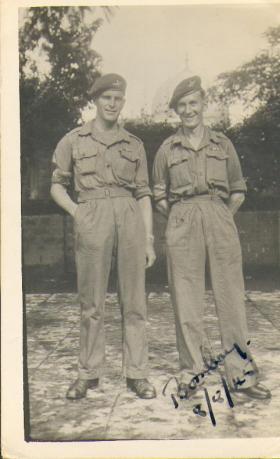 Bombay August 1945