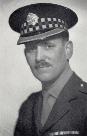 Brigadier The Honourable H. Kindersley, 6 Airlanding Brigade HQ, 1930's