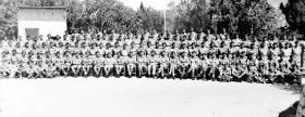 1st Parachute Brigade HQ, Nazareth, Palestine, June 1947.