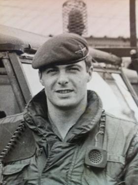 Sgt Brian Brown