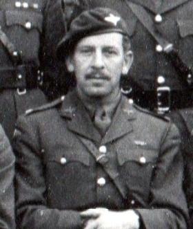 Major Alan Bush, 1944.