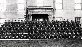 C Company 2nd Para Bn, September 1944.