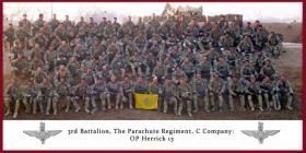 C Company, 3 PARA, Herrick XIII.