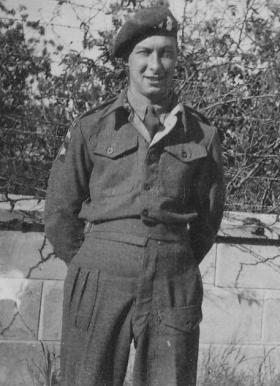 Pte Cyril Caley