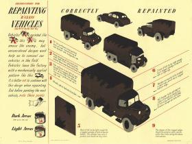 Camouflage Chart No 15, May 1943.