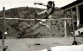3 PARA  H camp, Cyprus, 1956.