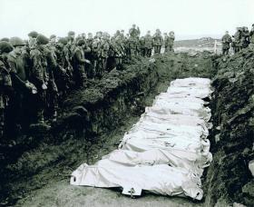 The Fallen, Goose Green and Darwin - 2 PARA and Royal Marines