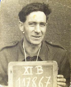 Craftsman York at Stalag XIB, 1944.