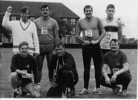 Chain of Command Race 2 PARA - Tern Hill (Winners!) c1988.