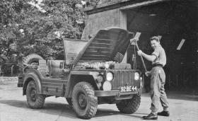 MT Section Abingdon circa 1957