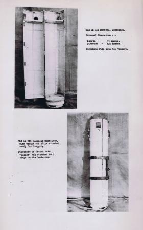 CLE MkIII Bombcell Container