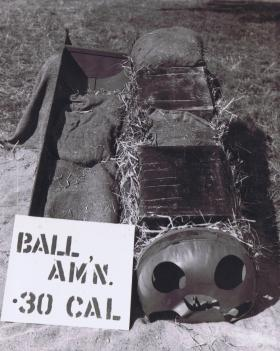 CLE containing Ball Ammunition .30 Caliber, c1943.